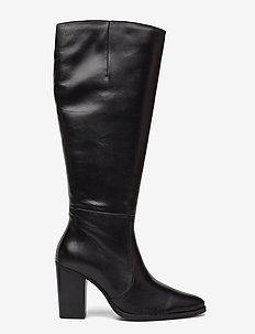 BIAJUDIA Long Boot - langskaftede - black