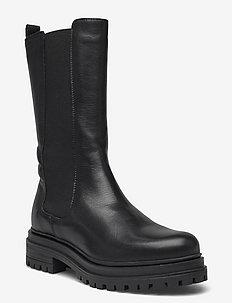 BIADARLENE Fashion Long Boot - höga stövlar - black