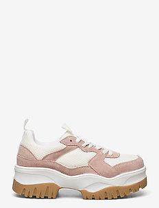 BIACOLLEEN Chunky Sneaker - chunky sneakers - nougat 1