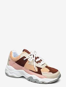 BIADACIA Force Sneaker - baskets basses - cognac 1