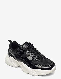 BIACASE Sneaker - chunky sneakers - black