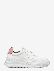 BIADEVONY Vegan Sneaker - låga sneakers - white