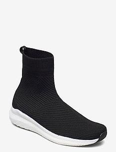 BIACHARLEE Sneaker - high top sneakers - black 4
