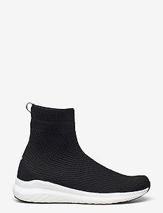 BIACHARLEE Sneaker - höga sneakers - black 4
