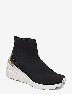 BIACLARE Sneaker - hoge sneakers - black 4