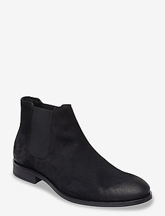 BIABYRON Leather Chelsea - chelsea boots - black 1