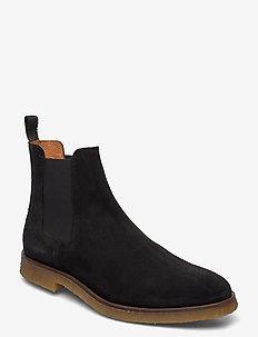BIADINO Chelsea Boot - bez sznurówek - black 1