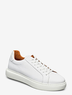 BIAKING Clean Sneaker - lave sneakers - white