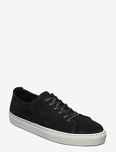 BIAAJAY Leather Sneaker - baskets basses - black 1