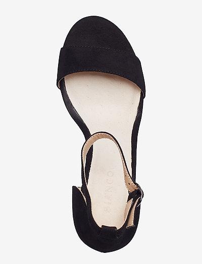 Bianco Biaadore Basic Sandal- Absatzschuhe Black 1