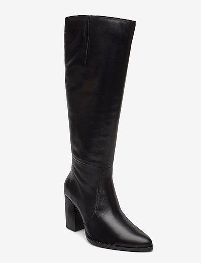 BIAJUDIA Long Boot - long boots - black