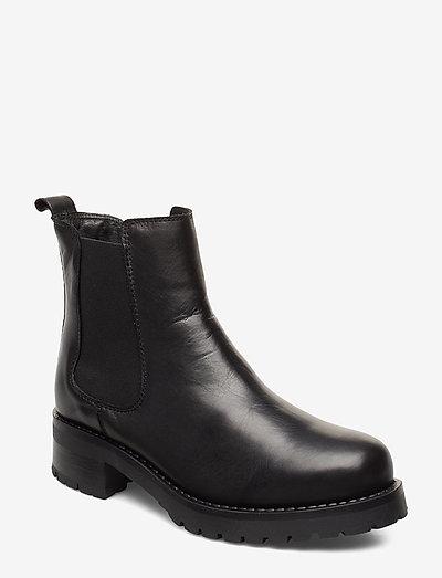 BIACORAL Winter Chelsea - chelsea boots - black