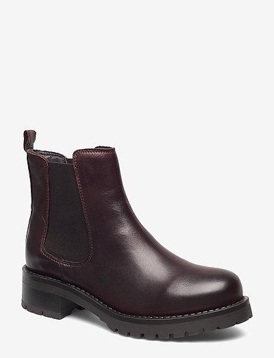 BIACORAL Winter Chelsea - chelsea boots - dark brown