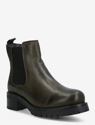 BIACORAL Winter Chelsea - chelsea boots - khaki