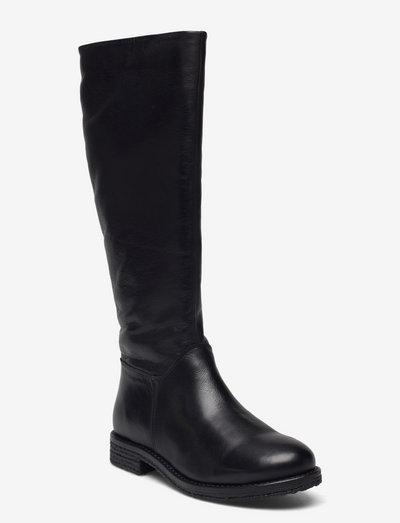 BIAATALIA Winter Long Boot - long boots - black