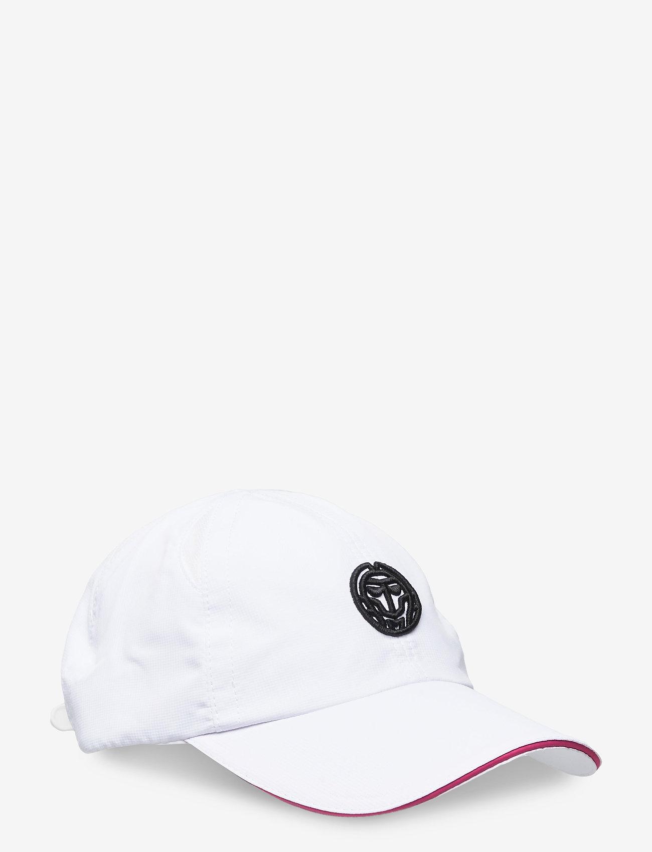 BIDI BADU - Matt Tech Cap - petten - white - 0