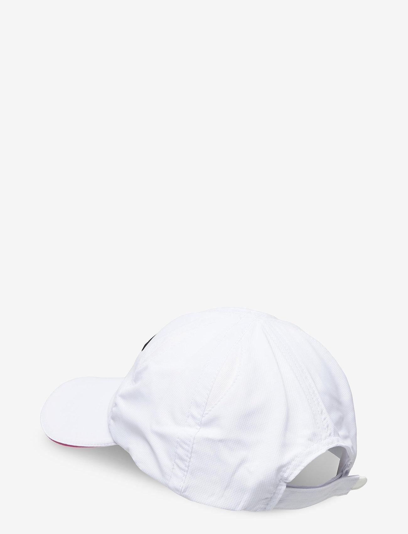 BIDI BADU - Matt Tech Cap - petten - white - 1
