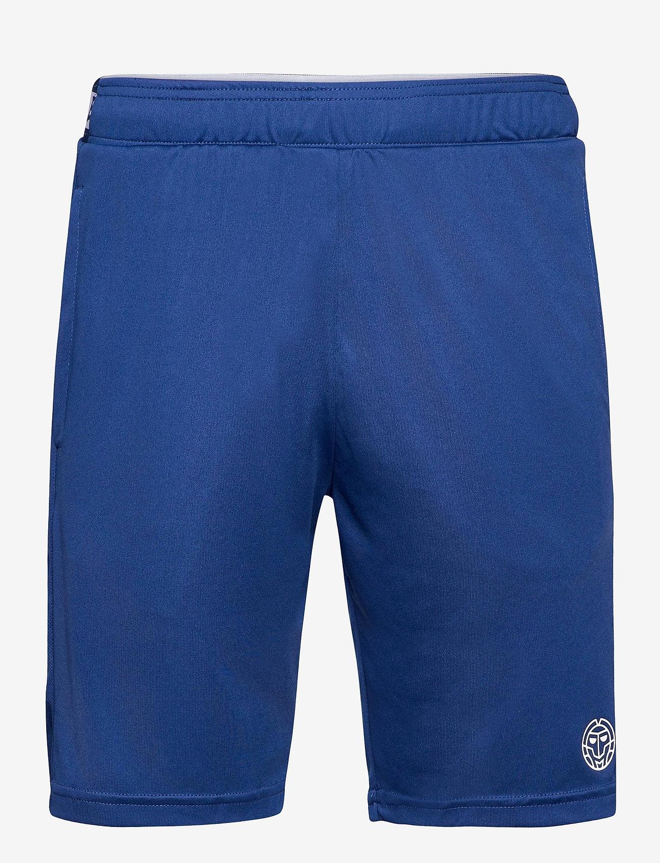 BIDI BADU - Lomar Tech Shorts - training korte broek - dark blue - 0