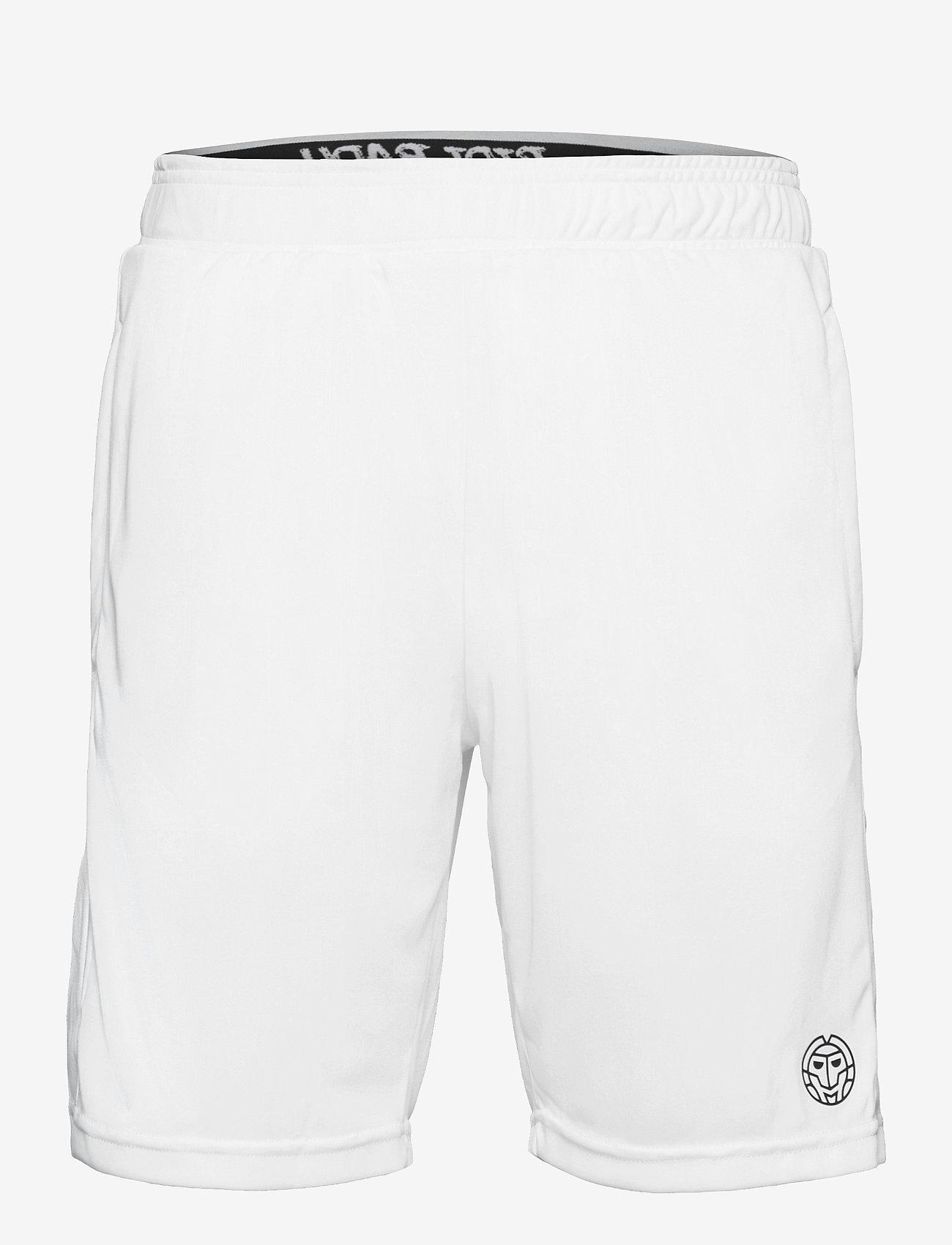BIDI BADU - Lomar Tech Shorts - training korte broek - white - 0
