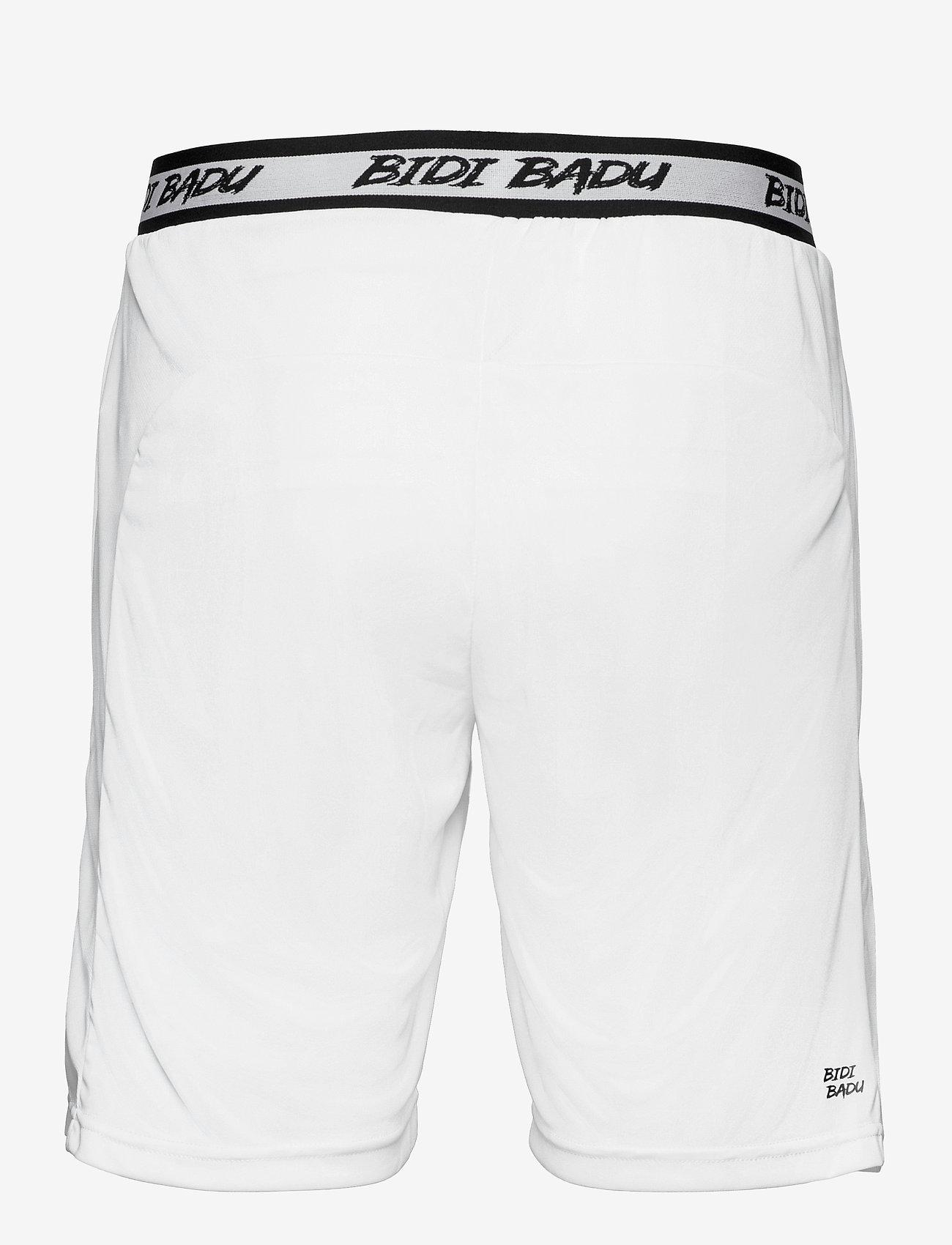 BIDI BADU - Lomar Tech Shorts - training korte broek - white - 1