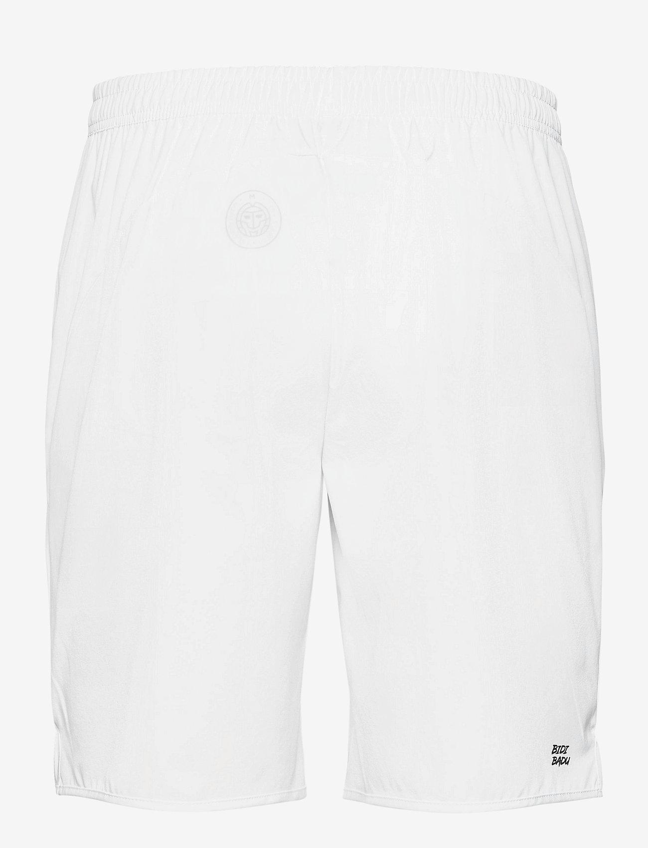 BIDI BADU - Henry 2.0 Tech Shorts - training korte broek - white - 1