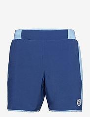 Adnan 7in Jeans Tech Shorts - JEANS, DARK BLUE