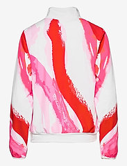 BIDI BADU - Gene Tech Jacket - sports jackets - white, red - 1
