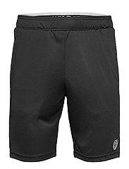Lomar Tech Shorts - BLACK