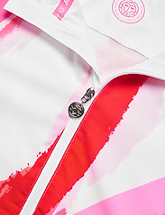 BIDI BADU - Gene Tech Jacket - sports jackets - white, red - 2