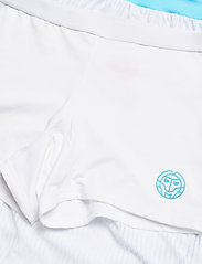 BIDI BADU - Ankea Tech Dress (2 In 1) - zomerjurken - white, aqua - 5