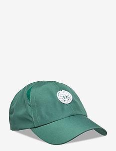 Matt Tech Cap - caps - dark green