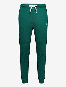 Matu Basic Cuffed Pant - trainingsbroek - dark green