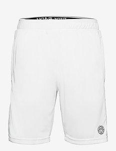 Lomar Tech Shorts - training shorts - white