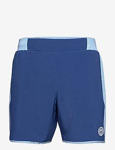 Adnan 7in Jeans Tech Shorts - spodenki treningowe - jeans, dark blue
