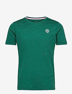 Ikem Tech Tee - t-shirts - dark green