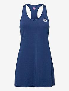 Sira Tech Dress - sommerkjoler - dark blue