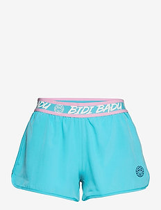 Tiida Tech 2 In 1 Shorts - träningsshorts - aqua, white