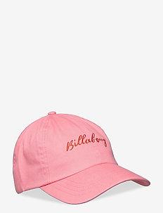 ESSENTIAL CAP - kasketter - gypsy pink