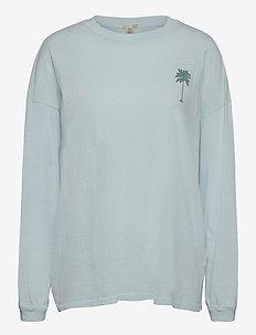 BEACH BOYFRIEND - pullover - salty blue