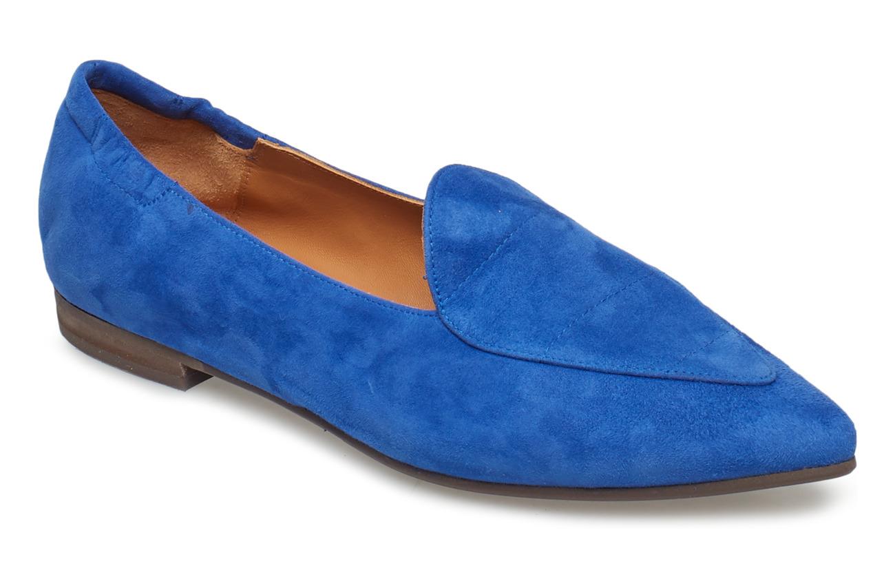 Billi Bi SHOES - BLUE 969 SUEDE 511