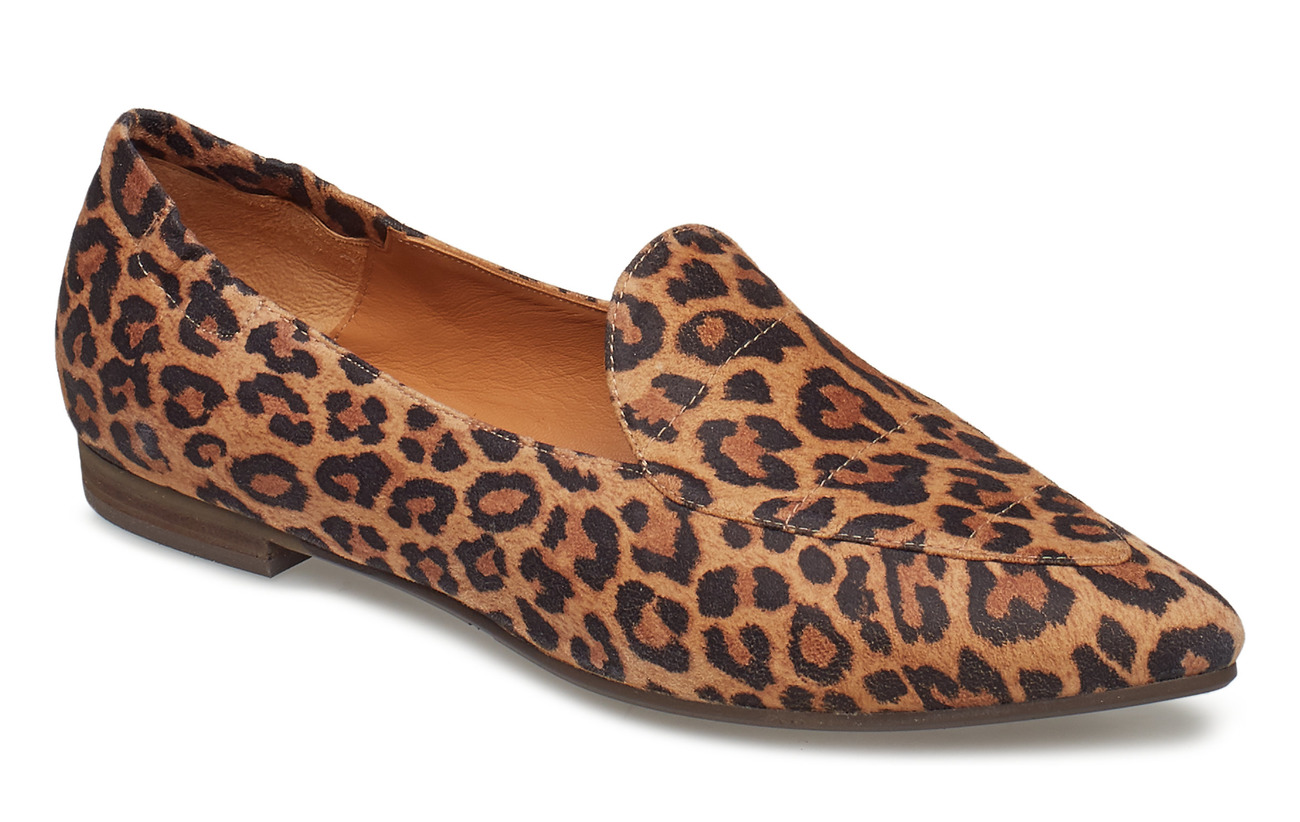 Billi Bi SHOES - LEOPARDO SUEDE 542