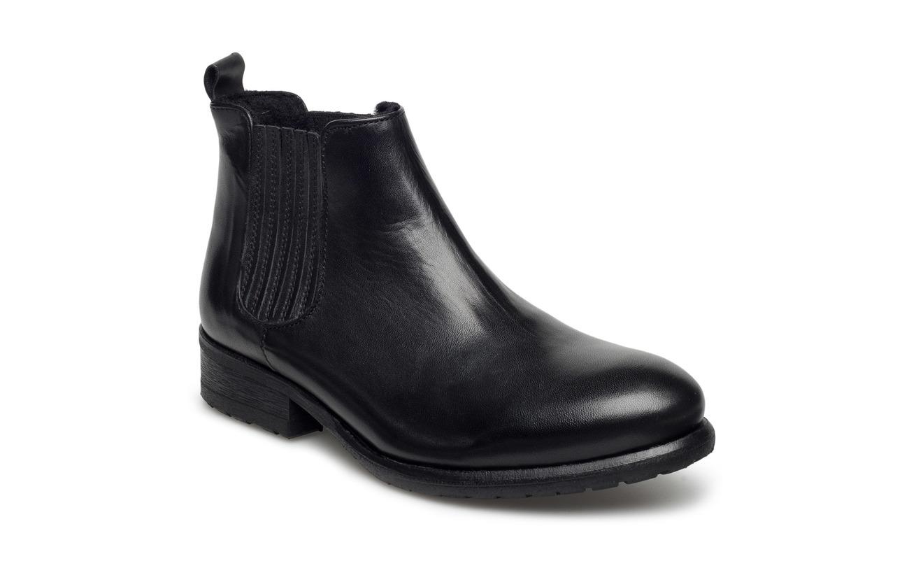 Billi Bi BOOTS - BLACK CALF 60