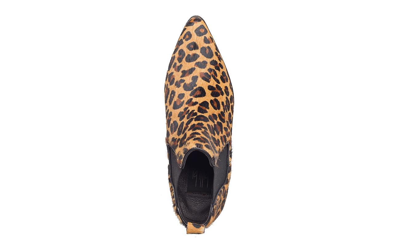 Leopardo Cuir 945 Pony Boots Bi R 100 Billi Ezq0UxwC