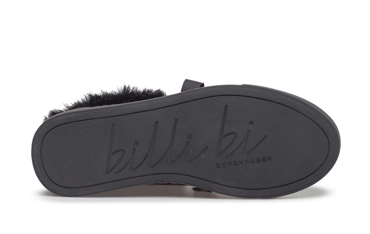 Boots Black Billi Bi Caoutchouc Partie Outsole suede Supérieure leo Pat Cuir 24 visone qTEfEw