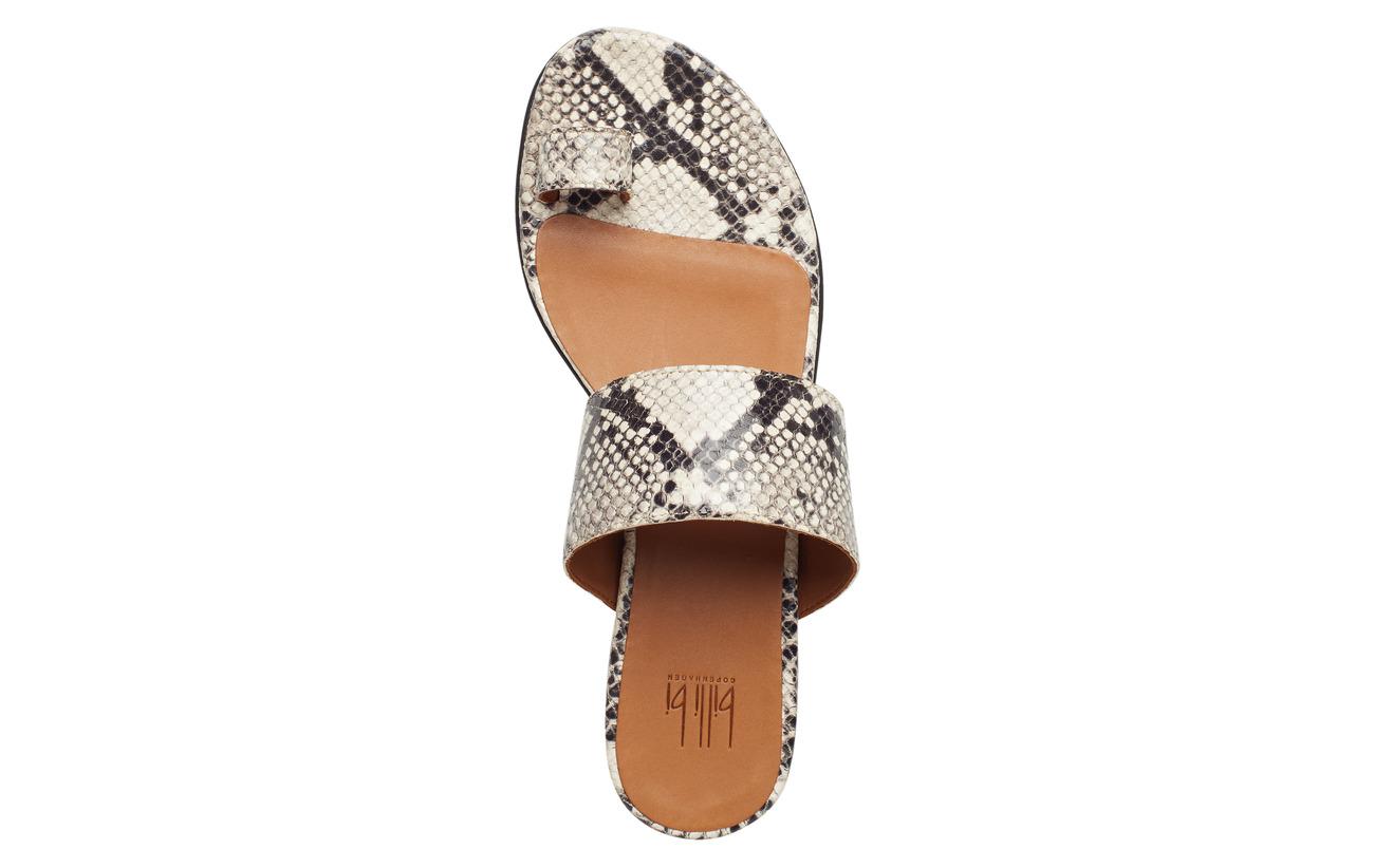 Roccia Snake 333Billi 18701off White Sandals Bi ZiOXkPu