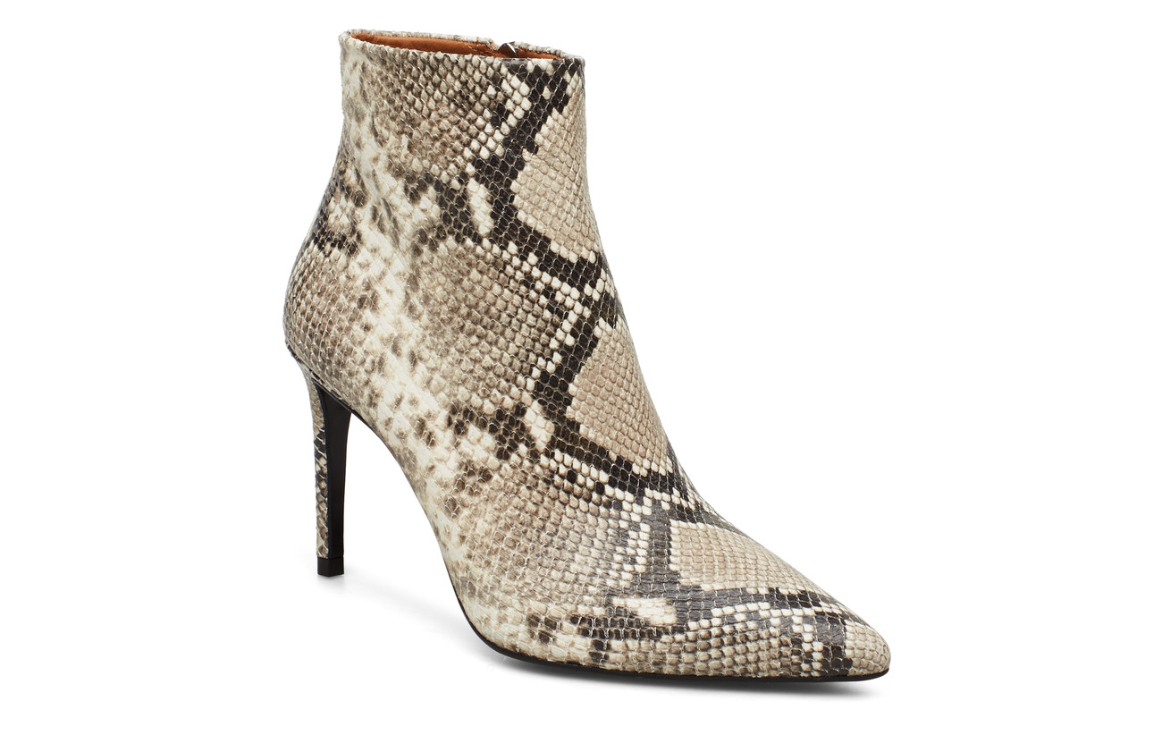 Billi Bi Booties 3360 - OFF WHITE SNAKE 33