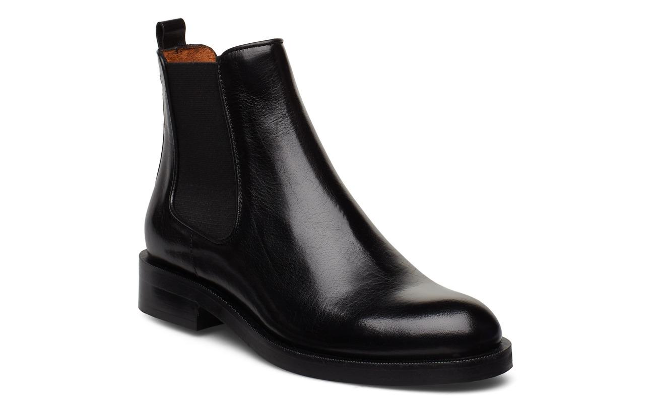 Billi Bi Boots 3540 - BLACK BABY BUFFALO 60