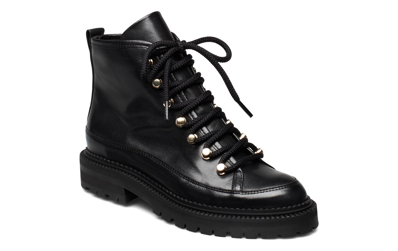 Billi Bi Boots 3550 - BLACK CALF 800/GOLD 800