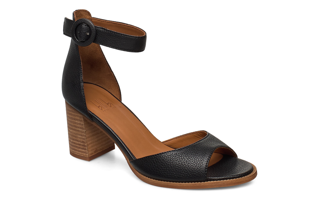 Billi Bi SHOES - BLACK BUFFALO 800