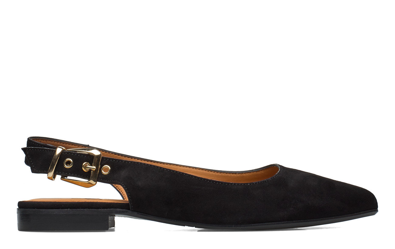 Billi Bi Shoes 4106 (Black Suede 50)